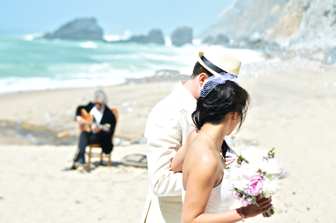Arriba´s beach Wedding Ceremony