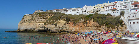 Algarve wedding destination