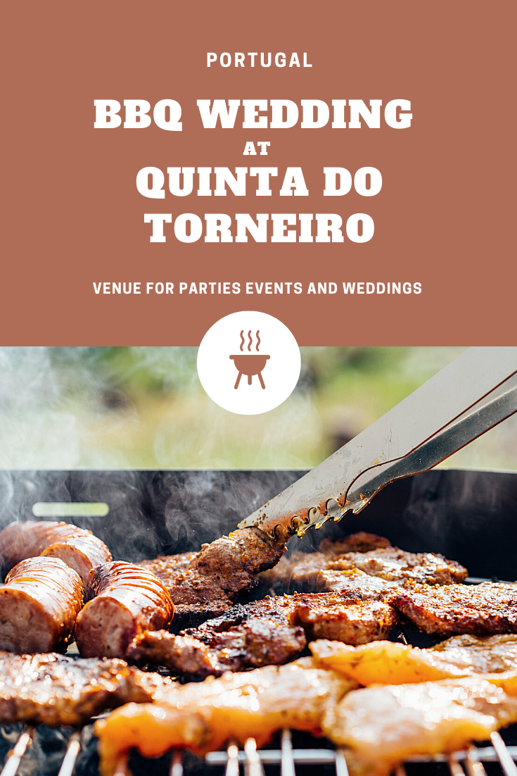BBQ Wedding Package in Portugal