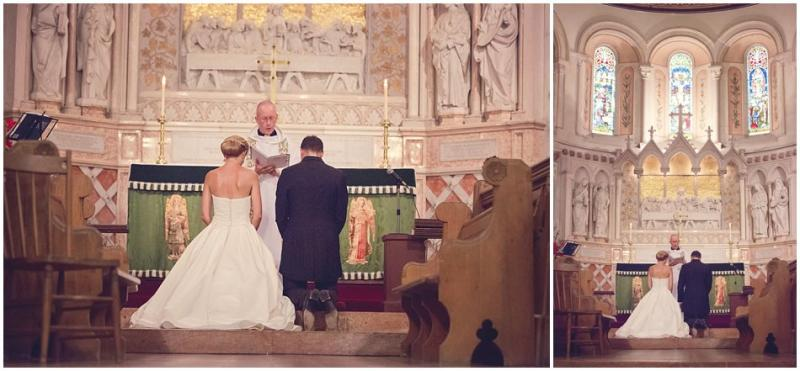 anglican wedding ceremony