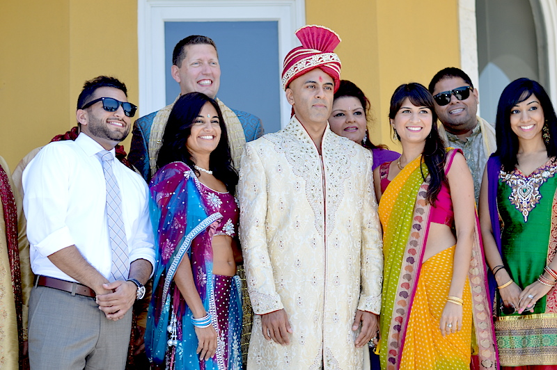indian wedding ceremony in portugal
