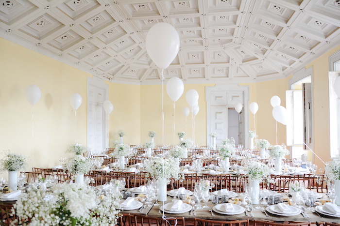 my vintage wedding portugal wedding reception