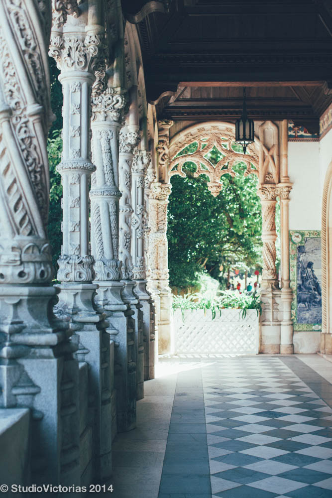 wedding in bussaco palace portugal